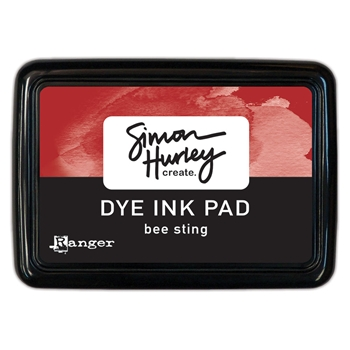 Ranger BEE STING Simon Hurley Create Dye Ink Pad hup67078