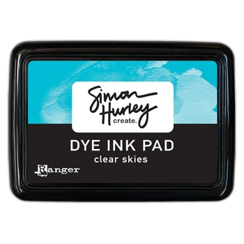 Ranger CLEAR SKIES Simon Hurley Create Dye Ink Pad hup67085