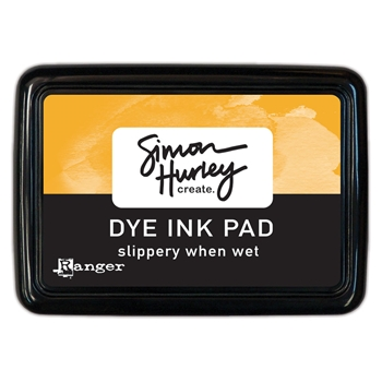 Ranger SLIPPERY WHEN WET Simon Hurley Create Dye Ink Pad hup67153