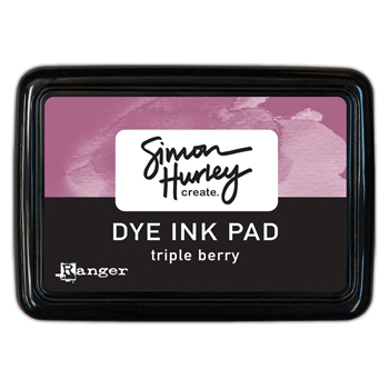 Ranger TRIPLE BERRY Simon Hurley Create Dye Ink Pad hup67177