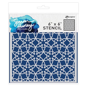 Ranger BACKSPLASH Simon Hurley Create Stencil hus67191