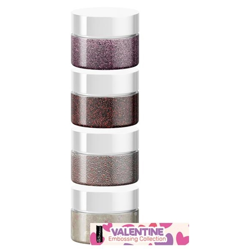 Brutus Monroe VALENTINE Embossing Powder Collection bru9972 Preview Image