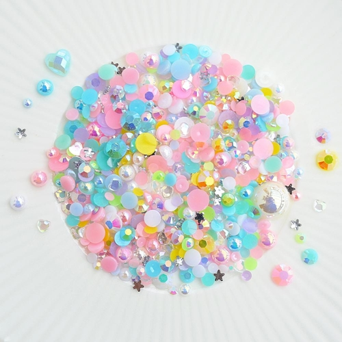 Little Things From Lucy's Cards Crystal Collection PRINCESS PARADE Sparkly Shaker Mix LB205 Preview Image