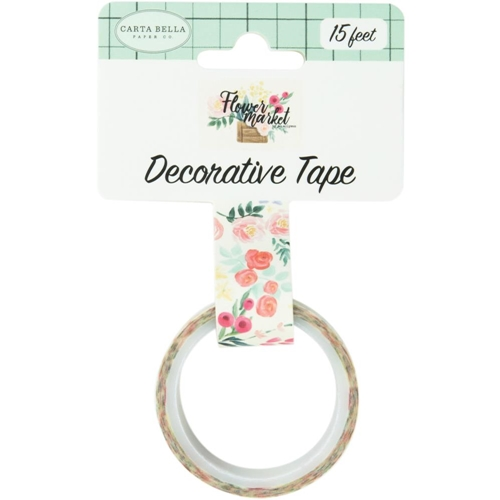 Carta Bella Flower Bouquet Washi Tape