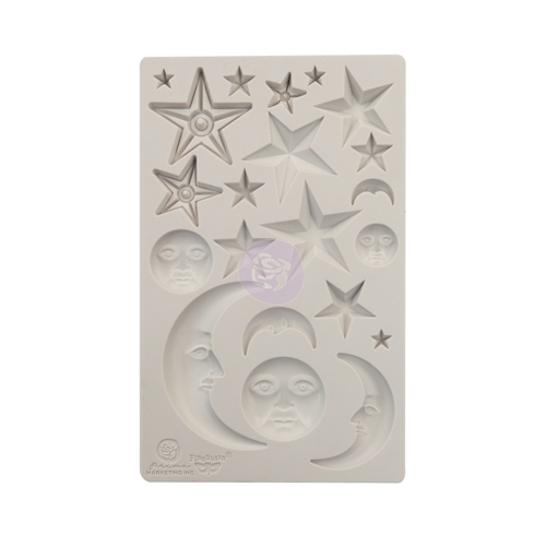 Prima Marketing STARS AND MOONS Mould 966638 Preview Image