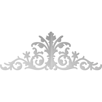 Couture Creations MINI ORNATE CORNERS Die Butterfly Garden co726545