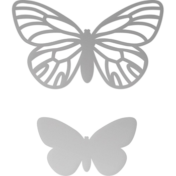 Couture Creations MINI BABY MOTHS Die Butterfly Garden co726548