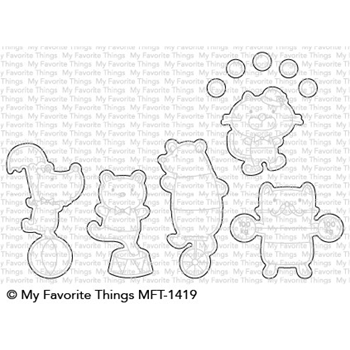 My Favorite Things SPECTACULAR BIRTHDAY Die-Namics MFT1419