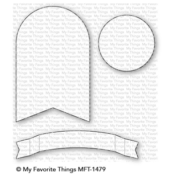 My Favorite Things TAG BUILDER BLUEPRINTS 7 Die-Namics MFT1479
