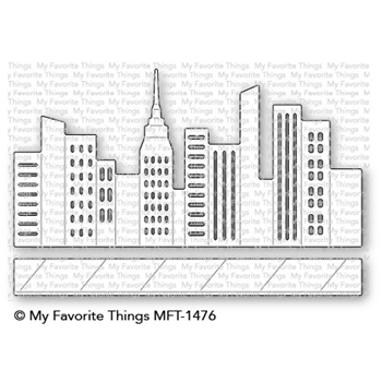 My Favorite Things CITY BLOCK Die-Namics MFT1476