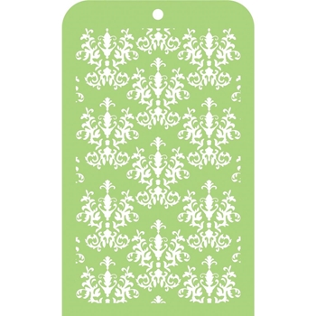 Kaisercraft ROYAL DAMASK Mini Designer Template IT049