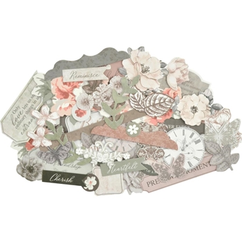 Kaisercraft ROSABELLA Collectables Die Cut Shapes CT954