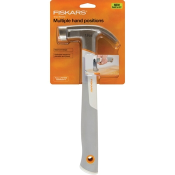 Fiskars PRECISION HAMMER Built to DIY 06194