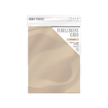 Tonic BARELY BLUSH Pearlescent Cardstock 9543e