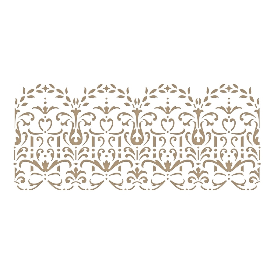 GLP-128 Spellbinders LACE FRIPPERY Glimmer Hot Foil Plate  zoom image