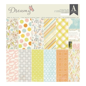 Authentique DREAMY 12 x 12 Collection Kit dre009