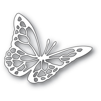 Memory Box FLOATING BUTTERFLY Craft Die 94221