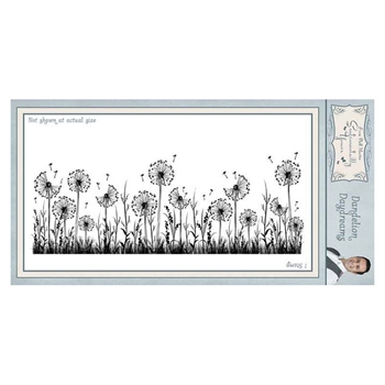 Creative Expressions DANDELION DAYDREAMS Cling Stamp Sentimentally Yours syr041
