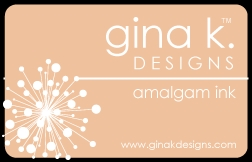 Gina K Designs WARM GLOW AMALGAM Ink Pad 2125