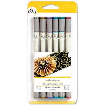 EK Success WRITING METALLIC Pen Pack 55-30081