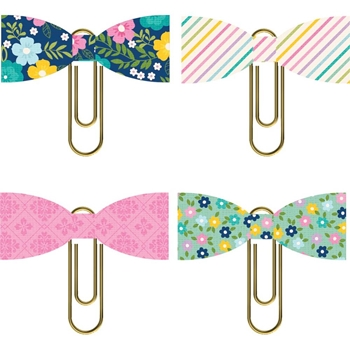 Simple Stories LITTLE PRINCESS Bow Clips 10576