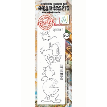 AALL & Create BALANCE Clear Stamps aal00167