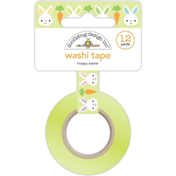 Doodlebug HOPPY EASTER Washi Tape 6218