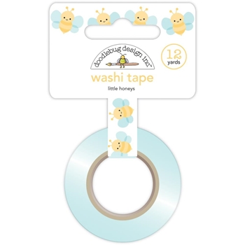 Doodlebug LITTLE HONEYS Washi Tape 6217