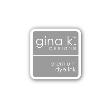 Gina K Designs SOFT STONE Premium Dye Ink Cube Mini Pad 4196