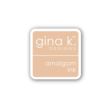 Gina K Designs WARM GLOW AMALGAM Cube Mini Ink Pad 4211