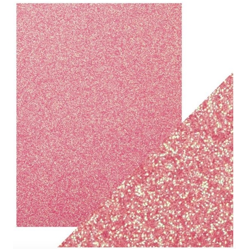 Tonic OPULENT ORCHID 8.5 x 11 Glitter Cardstock 9969e Preview Image