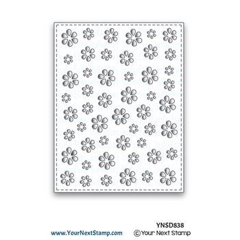 Your Next Die FLOWER PETAL PANEL ynsd838