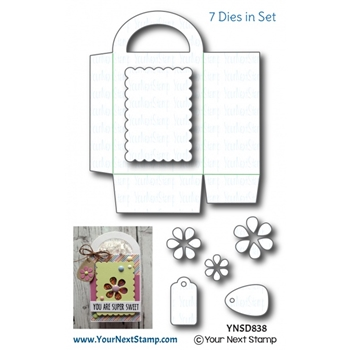 Your Next Die FLOWER TREAT BAG ynsd844