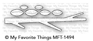 My Favorite Things TREE BRANCH Die-Namics MFT1494