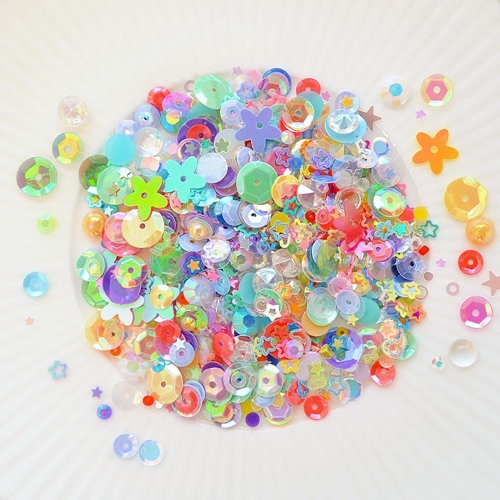 Little Things From Lucy's Cards PAINTBOX Sparkly Shaker Mix LB232 Preview Image