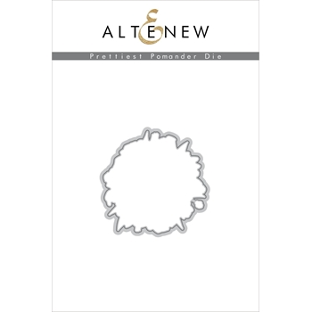 Altenew PRETTIEST POMANDER Dies ALT3148