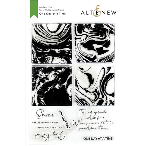 Altenew ONE DAY AT A TIME Clear Stamps ALT3146 Preview Image