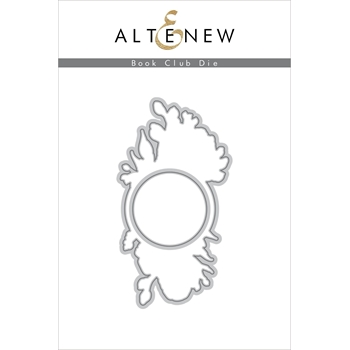 Altenew BOOK CLUB Dies ALT3144