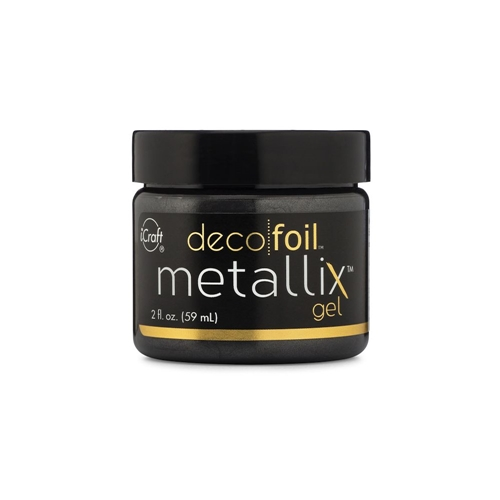 Therm O Web BLACK ICE METALLIX Deco Foil Gel 5546 Preview Image