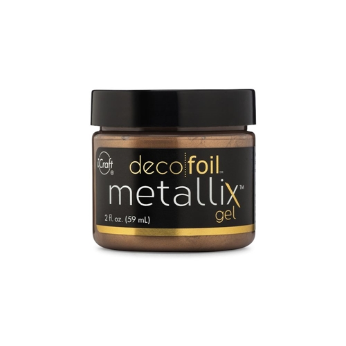 Therm O Web AGED COPPER METALLIX Deco Foil Gel 5543 Preview Image