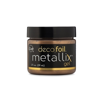 Therm O Web AGED COPPER METALLIX Deco Foil Gel 5543