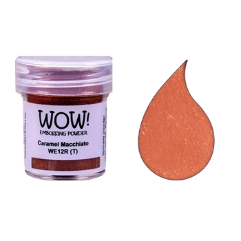 Wow Embossing Powder CARAMEL MACCHIATO WE12R