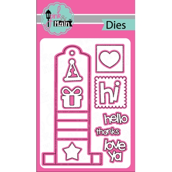 Pink and Main PULL AND FLIP Dies PNM203