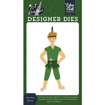 Echo Park PETER PAN Die Set lin179041