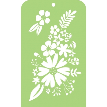 Kaisercraft POSY Mini Designer Template Stencil IT054