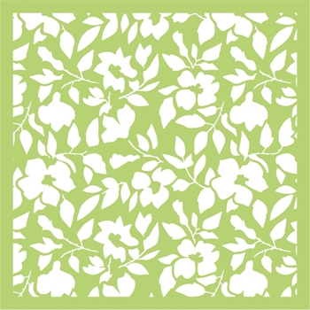 Kaisercraft AUTUMN 6x6 Inch Designer Stencil Template IT489