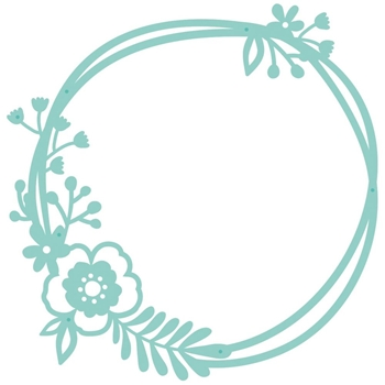 Kaisercraft POSY CIRCLE Decorative Die DIY Cuts DD636