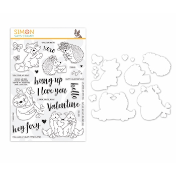 Simon Says Stamps And Dies THE SWEETEST set337ts You Are Loved