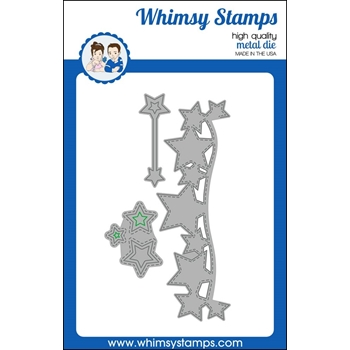 Whimsy Stamps UPON A STAR Dies WSD373