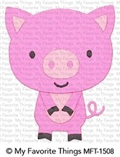 My Favorite Things LITTLE PIGGY Die-Namics MFT1508